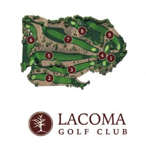 View the Red Course Map